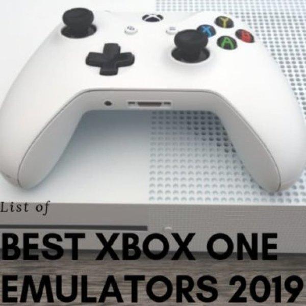 Best Xbox One Emulators 2019