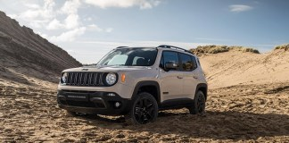 Jeep Renegade, Desert Hawk, Jeep