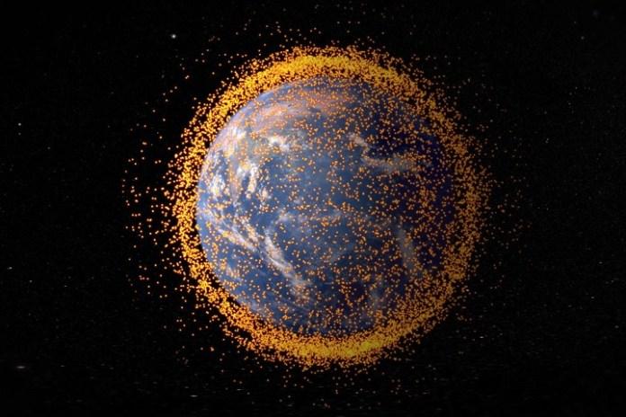 Space Junk, Satellites