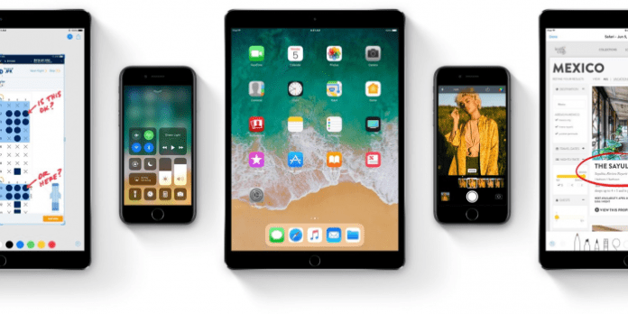 All About Apple iOS 11