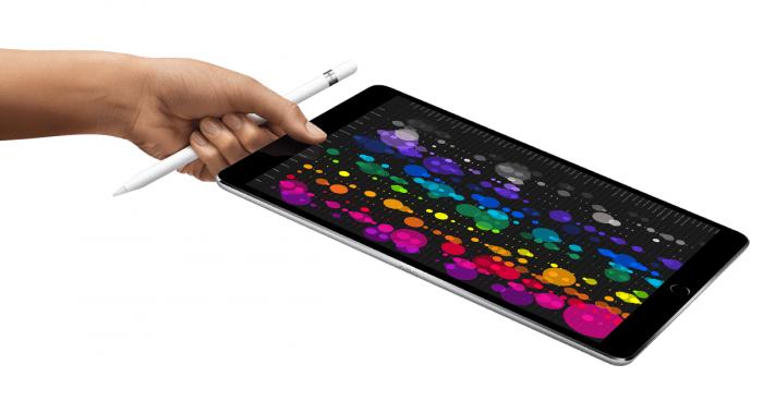 Bezel-less iPad Pro