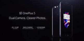 OnePlus 5 Launch Event
