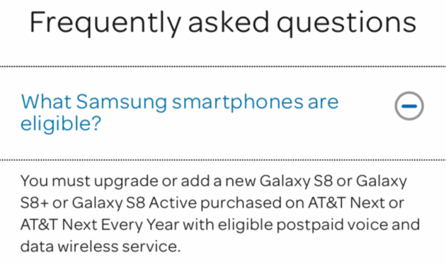 Samsung Galaxy S8 Active Accidentally Confirmed by AT&T in Official Promotion