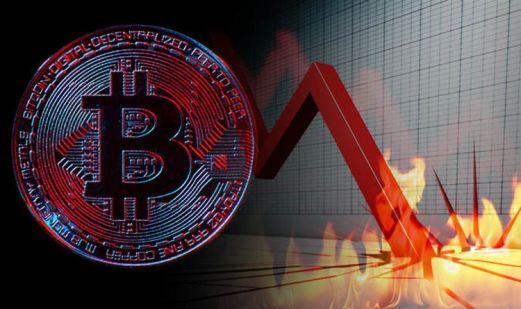 Bitcoin crashed