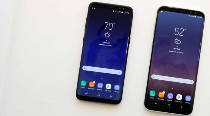 Samsung Galaxy S8 and Galaxy S8+ Finally Receiving Android Oreo Updates