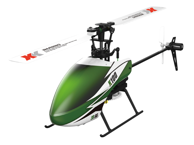 6CH 3D6Gシステムヘリコプター [K100]