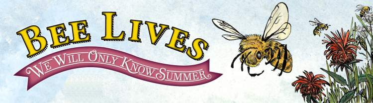 Bee Lives We Will Only Know Summer banner