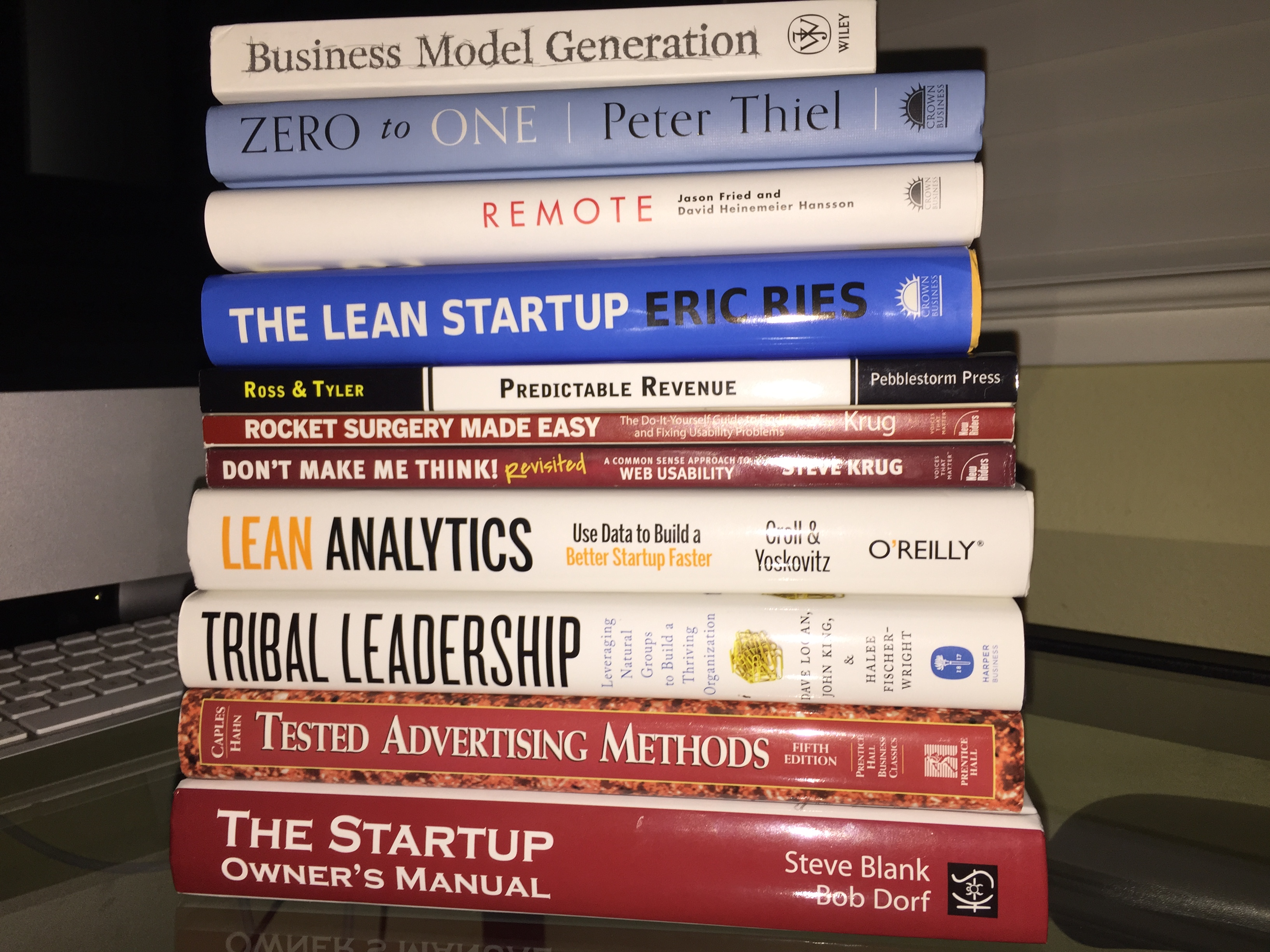 best business startup books to read