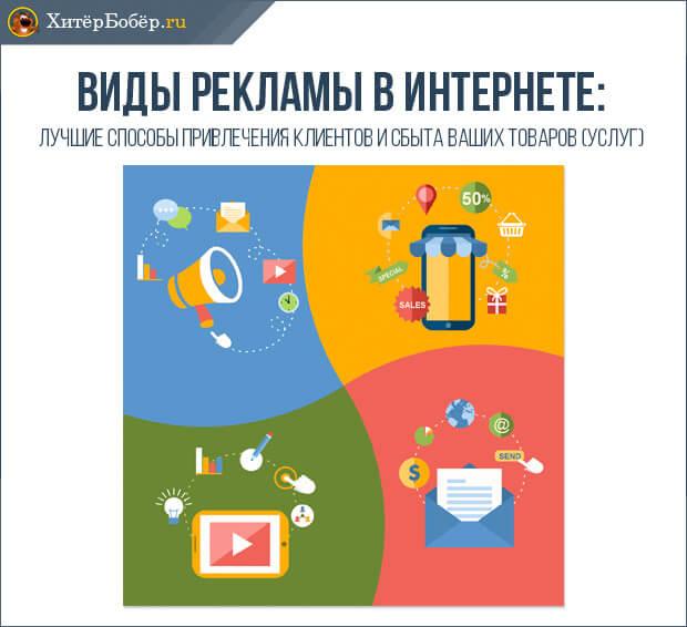 Реклама в интернет пространстве разработка и продвижение сайтов в севастополе