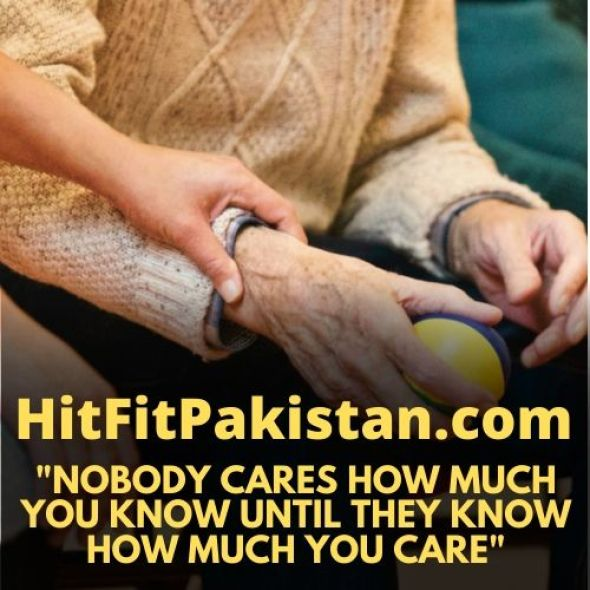 why care is necessary?