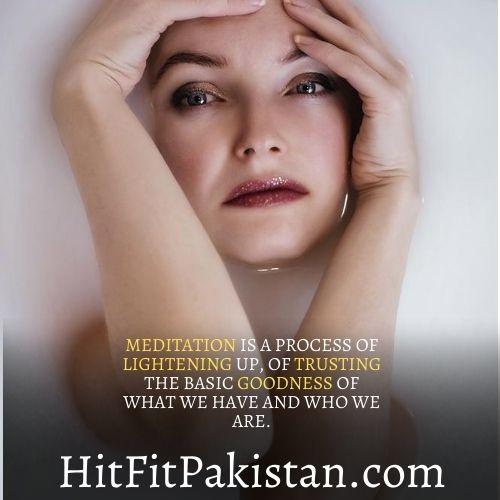Celebrities who Meditate