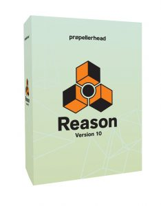 Reason 10.0.2 Crack & Key Free Download [Upgrade]
