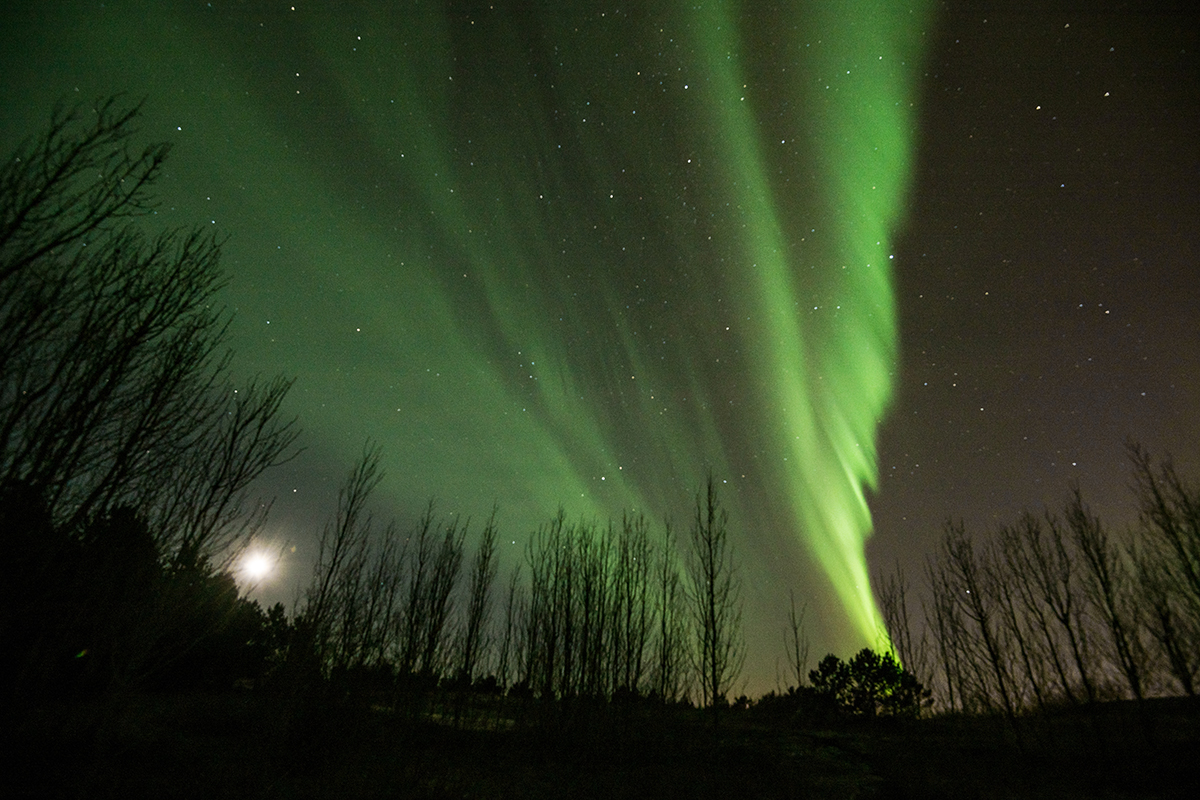 The Best Time And Place To See Northern Lights In Iceland