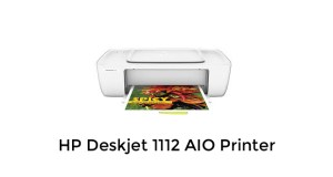 HP 1112 Printer