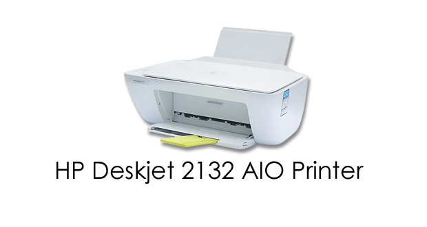 HP DeskJet 2132 All-in-One MFP Printer Drivers Download