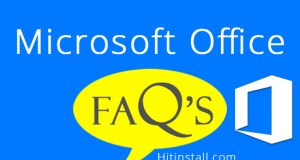 Microsoft Office FAQ