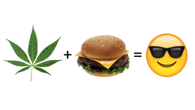 Smoking weed is good for your appetite