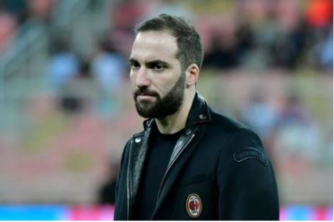 Download: BREAKING NEWS! Chelsea Announce Signing Of Higuain
