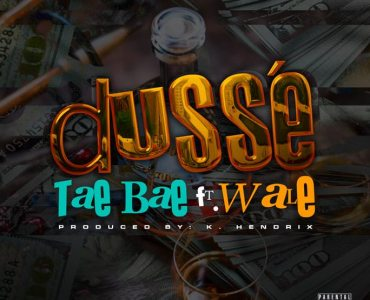 "Wale Parties Hard On The Homie Tae Bae's New Single ""D'usse"""