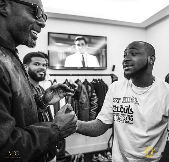 Soundcity Alleges Davido's O2 Arena Concert Wasn't Sold Out Music