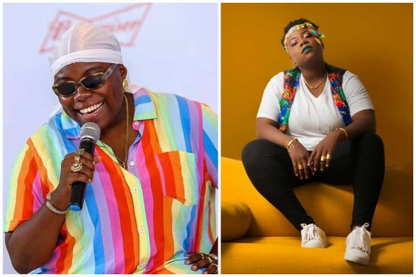 Teni Bursts Into Tears During Stage Performance Music