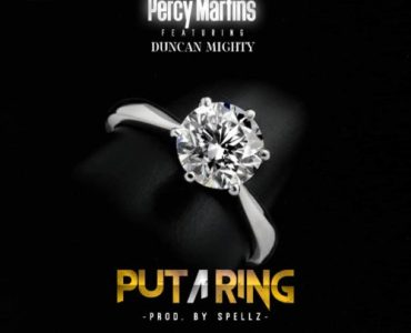 """[Audio + Video] Percy Martins – """"Put A Ring"""" ft. Duncan Mighty"""