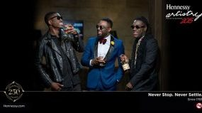 Burna Boy, Vector, Praiz – No Be Water (Lyrics)