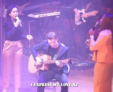 "Sinach – ""I Express My Love"" ft. CSO"