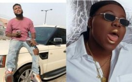 Teni's Record Boss, Dr Dolor Emotionally Showers Praises On The Singer