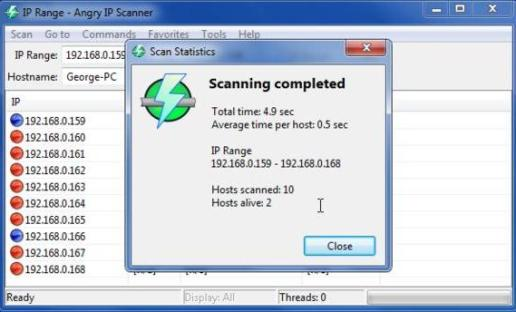 ANGRY IP SCANNER DOWNLOAD FREE