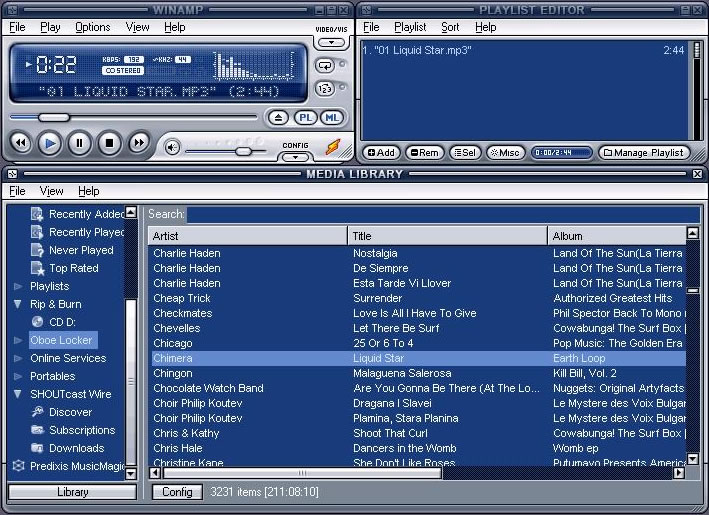 Winamp Download Free