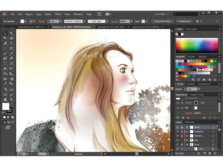 Adobe Illustrator CC Portable 32 Bit 64 Bit Free Download – www