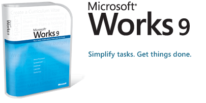 Microsoft Works 9 Download Free Version 9