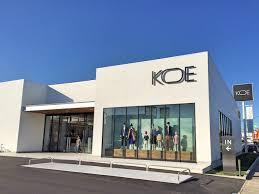 KOE 店舗