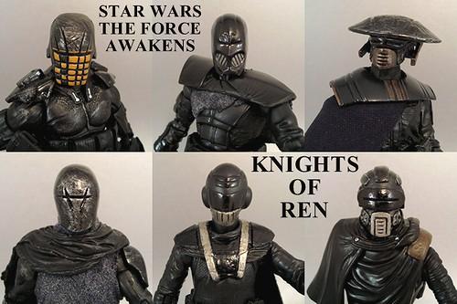 レン騎士団のメンバー
