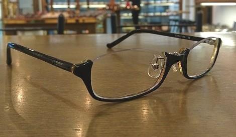 大島優子のメガネ