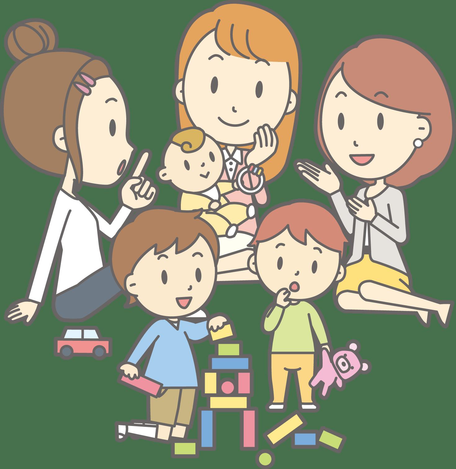 ママ友の集まり