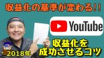 YouTubeパートナープログラム【YPP】収益化のコツ