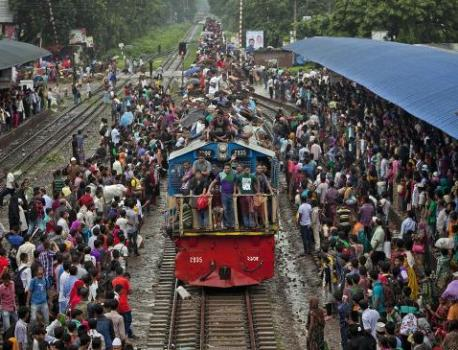 世界一カオスな国、バングラデシュ