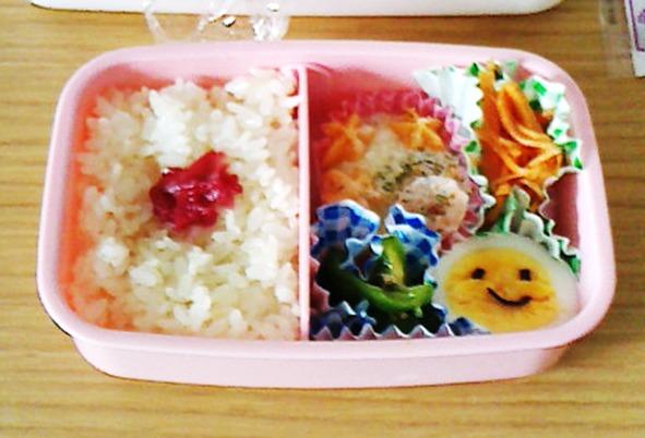 小学3年生のお弁当