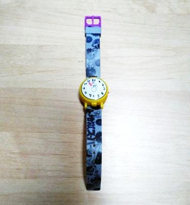 ロダンモチーフの腕時計