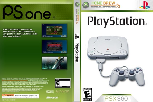 PSXone emulator for the Xbox 360 (PCSXR 360) | Fully PC ...