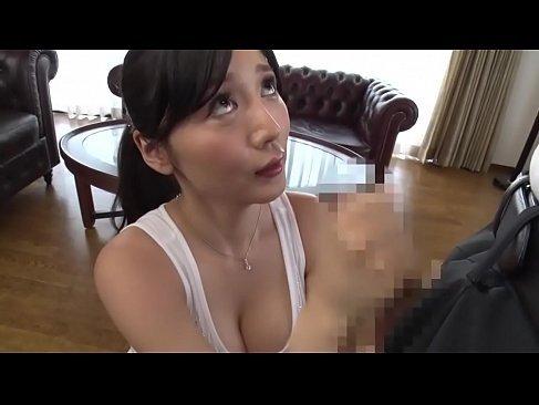 爆乳で義息を暴走させてしまった美人義母が上目遣いでフェラチオするひとずま動画tpk