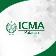 ICMA Pakistan Admission 2021 Last Date Apply