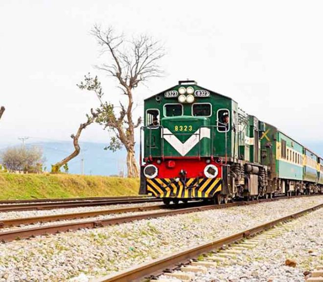 Pakistan Railway Train Timing