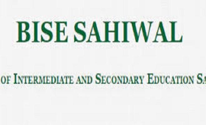 BISE Sahiwal Matric (9th-10th Class) Date Sheet 2021