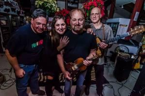 The Elisa Girlando Band