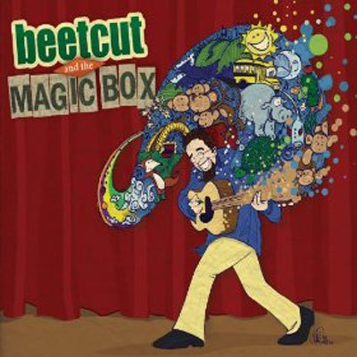 Beetcut and the Magic Box album cover