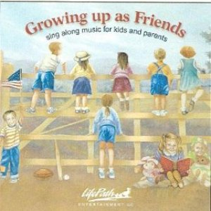 Growing Up As Friends album cover