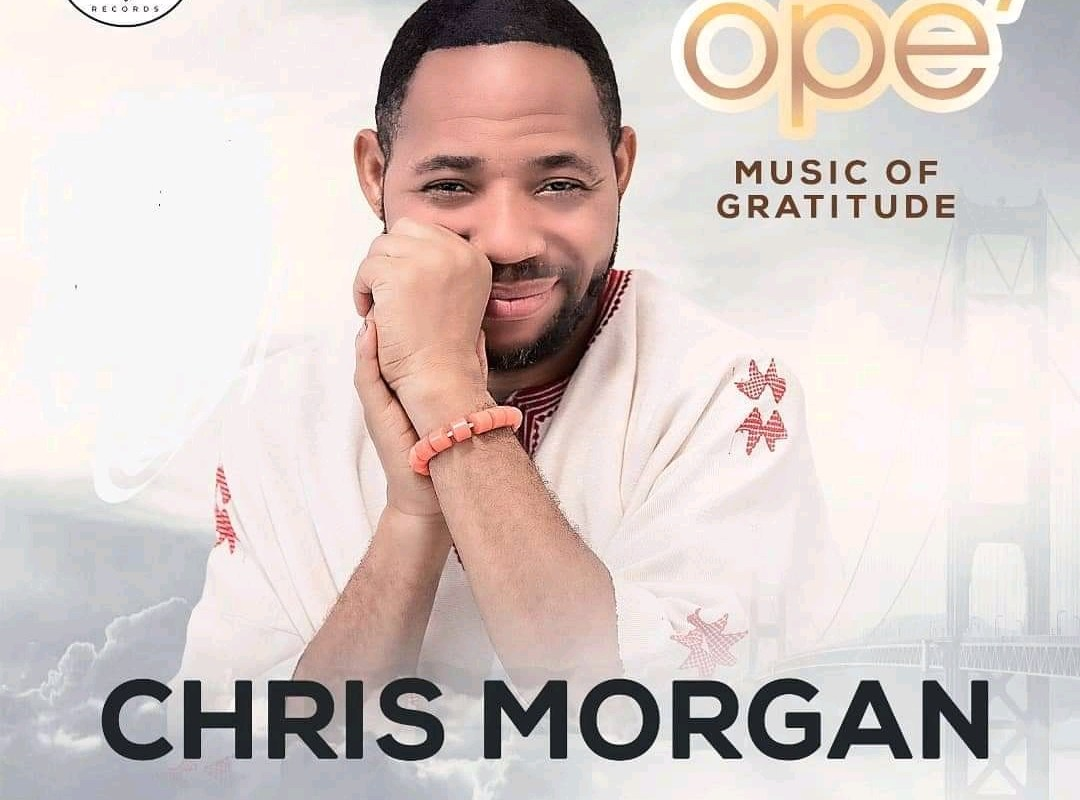 Ope by Chris Morgan